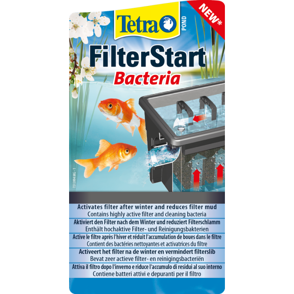 Tetra Pond Filter Start 500 oder 1000ml