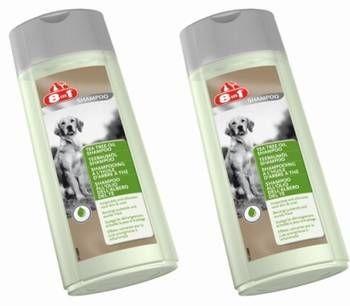8in1 Teebaumöl Shampoo 2 X 250 ml Doppelpack