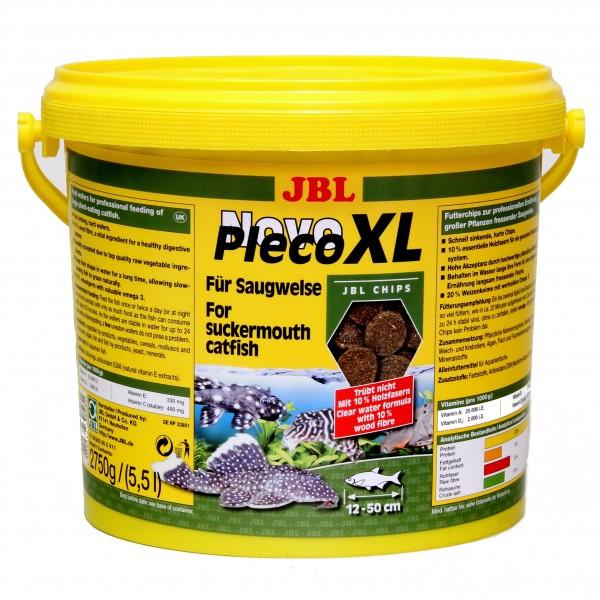 JBL Novo Pleco XL 5500 ml Eimer