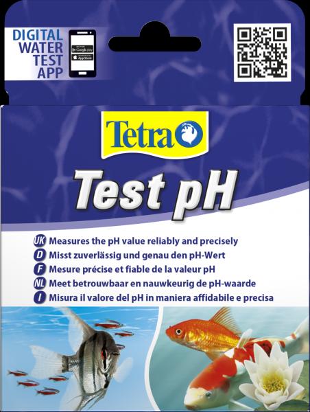 Tetratest pH 10ml Süsswasser