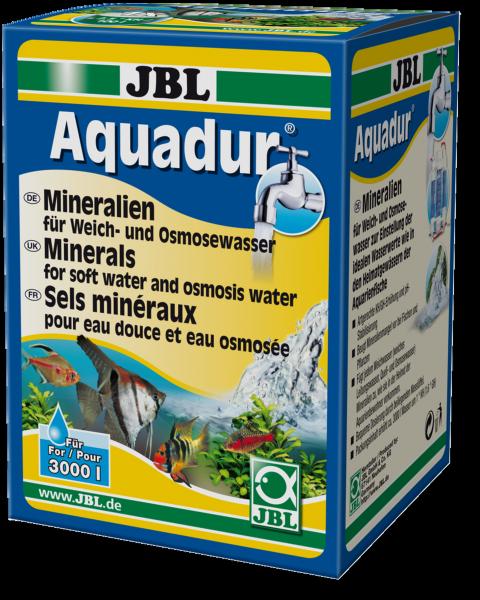 JBL AquaDurPlus Mineralsalz 250g NEU