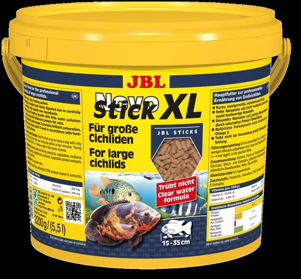 JBL NovoStick XL Futtersticks 5,5 L. Eimer