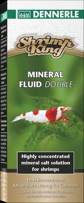 Dennerle Shrimp King Mineral Fluid Double 100ml MHD 09/2020
