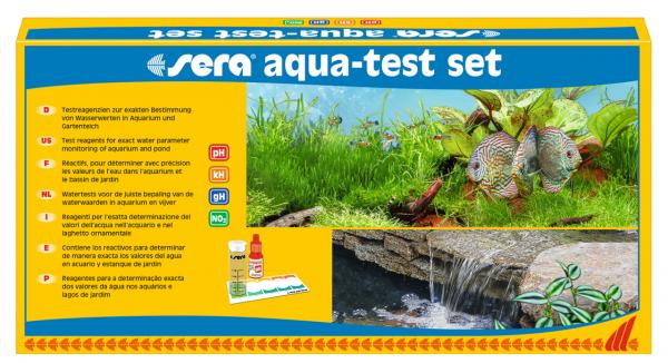 Sera Test aqua-test set