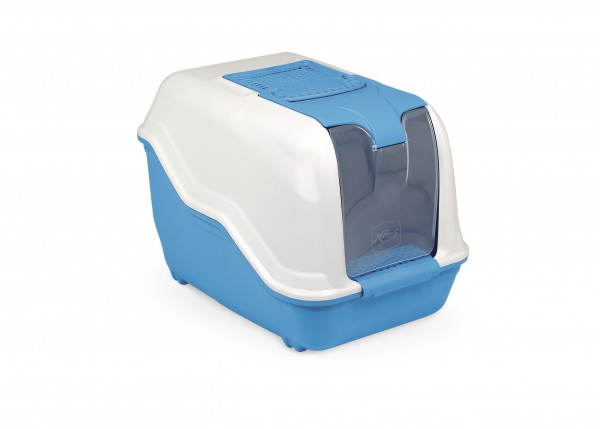 MPS Netta Maxi Katzentoilette blau