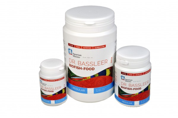 DR. BASSLEER REGULAR L 600 g