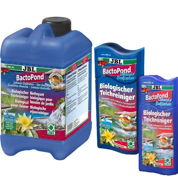 JBL BactoPond 0,25 bis 2,5 Liter