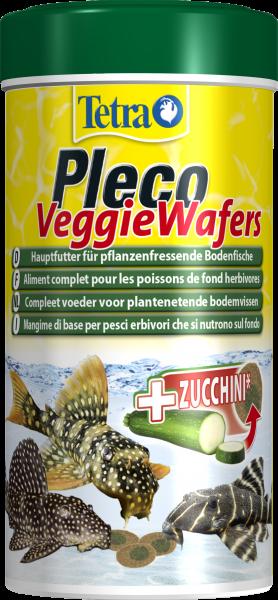Tetra Pleco Veggie Wafers 250ml