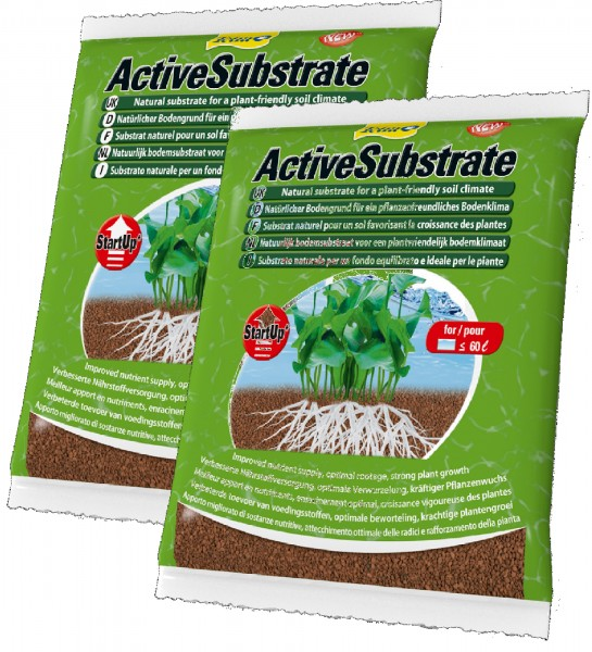 Tetra Active Substrate 2 X 6 L Doppelpack