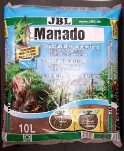 JBL Manado Bodengrund - 10 l