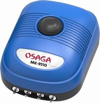 Osaga MK 9510 Membrankompressor 10 Watt 600L/H