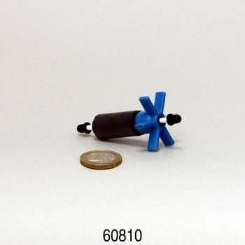 JBL CPO 120-250 Rotor mit Achse + Gummilag.