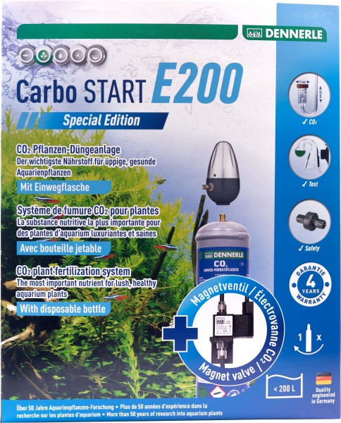 Dennerle CARBO START E200 SPECIAL EDITION 2975