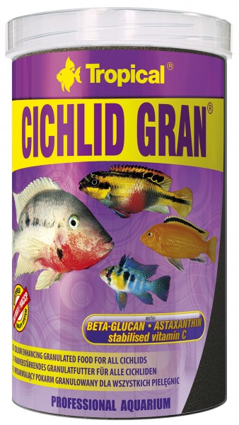 Tropical Cichlid Gran 1000ml