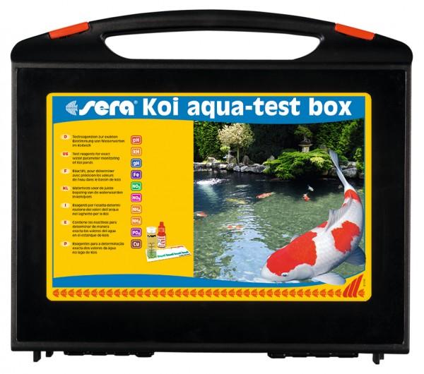 Sera pond KOI AQUA-TEST BOX