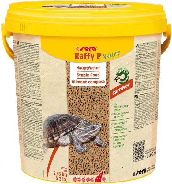 sera Raffy P Nature Wasserschildkrötenfutter 10 l
