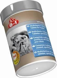 8in1 Multi Vitamin Tabletten - Welpen - 100 Tabl.