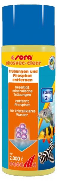 Sera phosvec clear flüssig 500ml