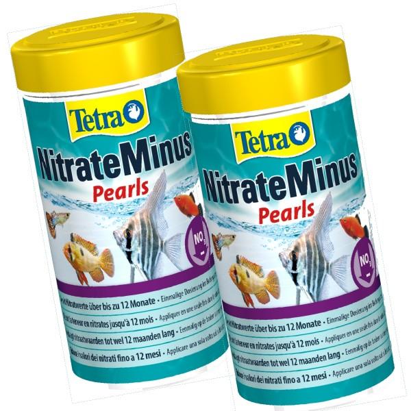 Tetra Nitrate Minus Pearls 2 X 250 ml Doppelpack
