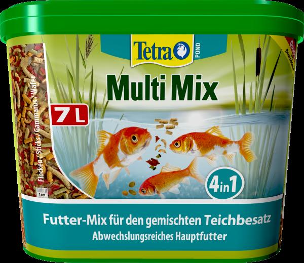 TetraPond Teichfischfutter MultiMix 7l