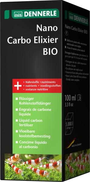 Dennerle Nano CarboElixier Bio 100ml