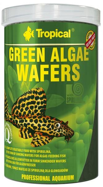 TROPICAL Green Algae Wafers 1000ml