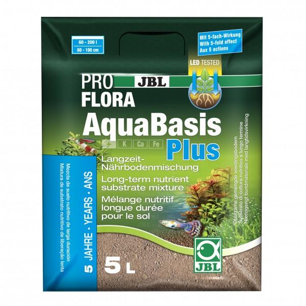JBL Proflora AquaBasis plus. 5L Beutel