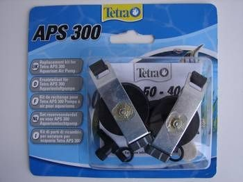 Tetratec Aquarienluftpumpe APS 300 Ersatzteilset