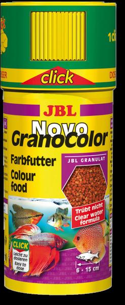 JBL Novo GranoColor Click 250 ml Dose Granulat
