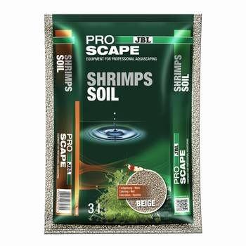 JBL ProScape ShrimpsSoil BROWN 3l