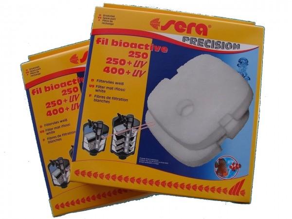 Sera Filtervlies weiss für 250/250+UV/400+UV