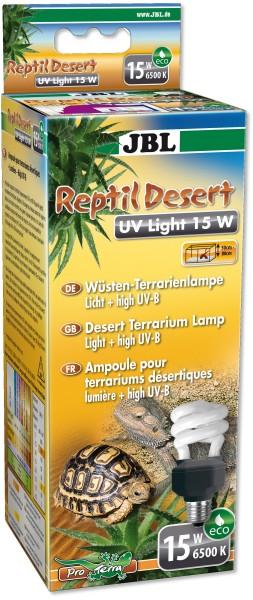 JBL ReptilDesert UV Light 15 W