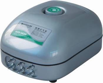 Hailea ACO 9620 Membrankompressor regelbar