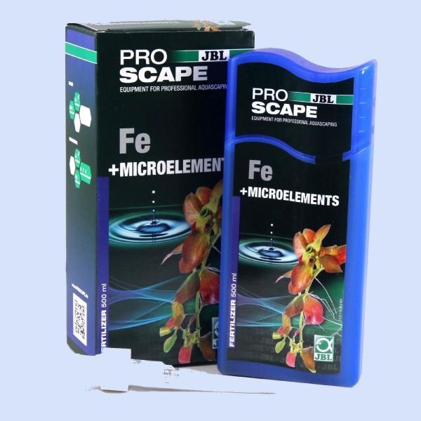 JBL ProScape Fe +Microelements 500ml
