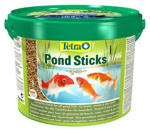 Tetra Pond Teichfischfuttersticks 10 l.
