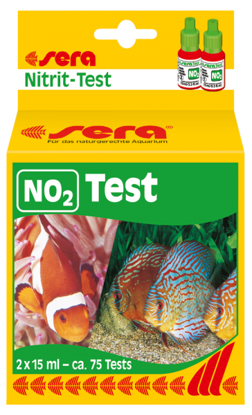 sera Test Nitrit NO² 15 ml