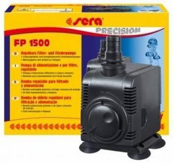 sera Filter- und Förderpumpen FP 1500
