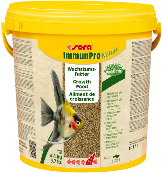 sera ImmunPro 10 l Züchterfutter