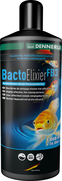 Dennerle Bacto Elixier FB3 1000 ml