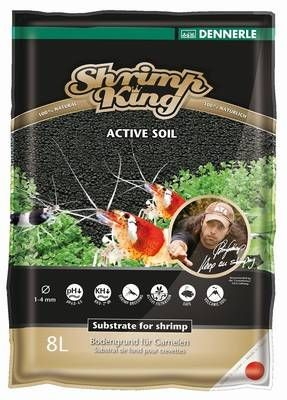 Dennerle Shrimp King Active Soil 8l