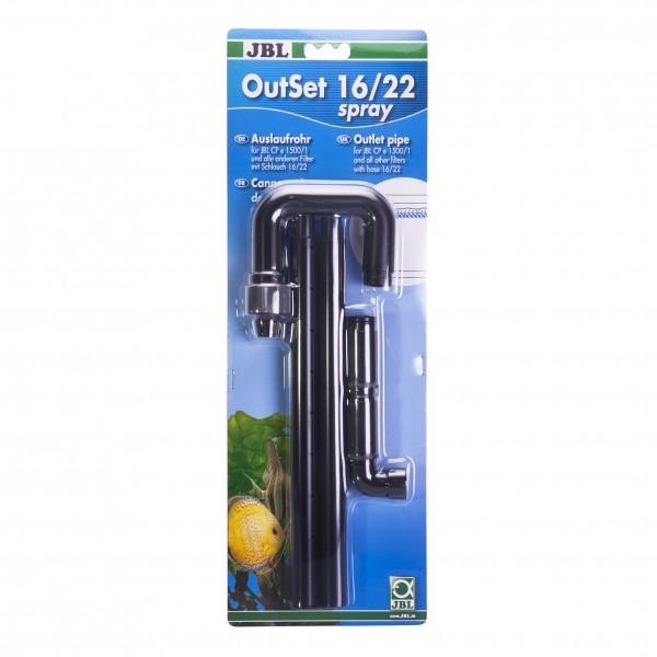JBL OutSet spray 16/22 CristalProfi e1500/1,2