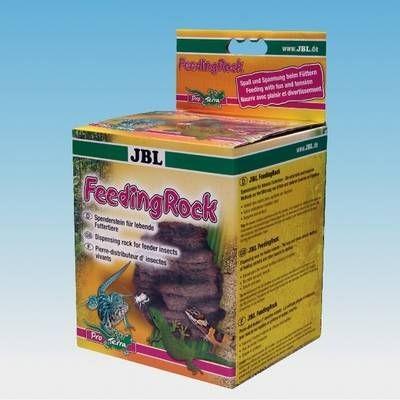 JBL Feeding Rock - Spenderstein für lebende Futtertiere