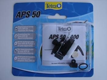 Tetratec Aquarienluftpumpe APS 50 Ersatzteilset