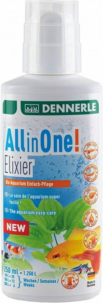 Dennerle All in One! Elixier 500ml