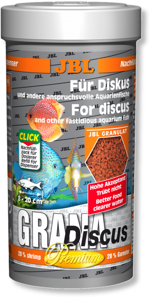 JBL Grana Discus Granulat 1000 ml