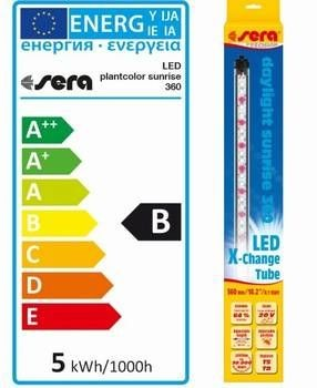 sera LED daylight cool 360/7,2W