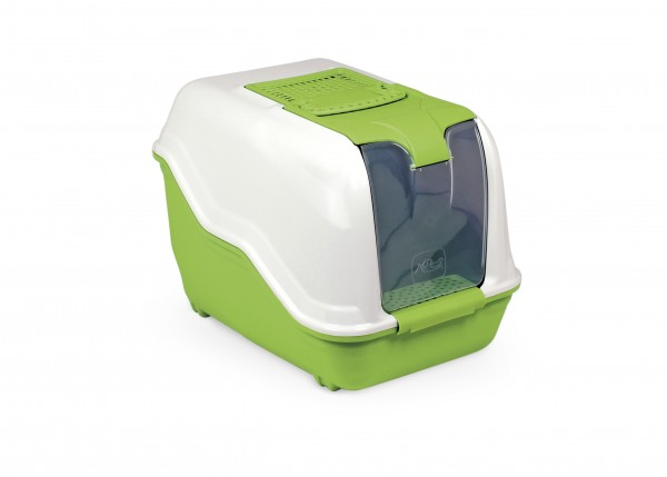 MPS Netta Maxi Katzentoilette grün