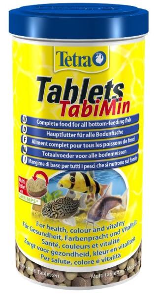Tetra Tablets TabiMin 2050 Futtertabletten 625g