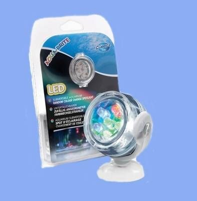 ARCADIA-Brite LED Aquarienstrahler mit automatsicher Farbwechsel