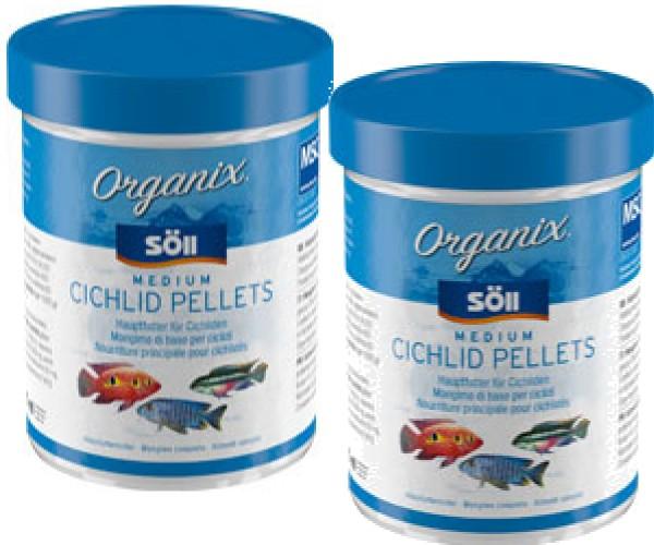 Söll Organix Cichlid Pellets Medium